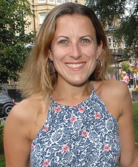 Laura Brett St Marks