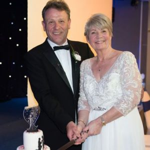 Renewed marriage vows and life-changing weight loss on TV at St Mark's