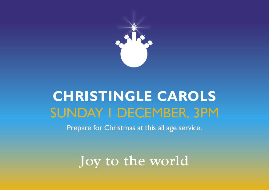 Christingle at St Marks Harrogate