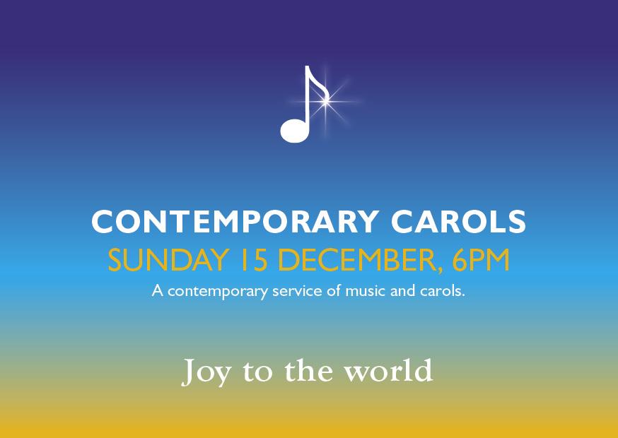 St Marks Contemporary carols Harrogate