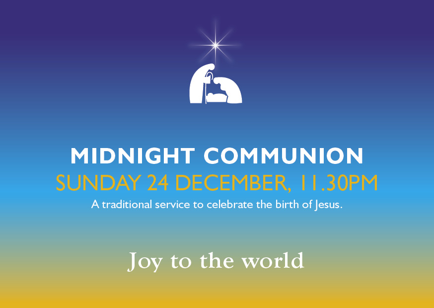 St Marks Midnight Holy Communion