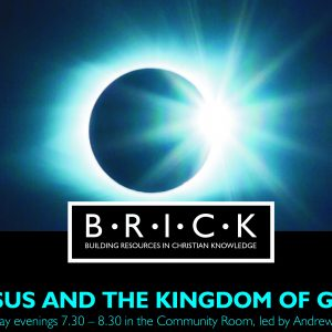 Jesus and the Kingdom Come of God WK3