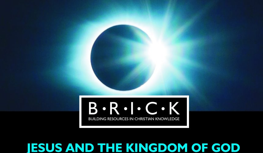 Jesus and the Kingdom of God Wk 2