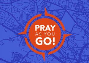 Prayer Walk Harrogate