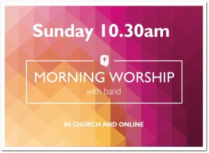 Morning Worship Service st Marks Church Harrogate