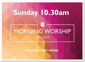 Morning Worship Service st Marks Church Harrogate