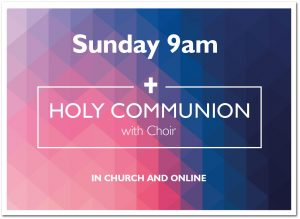 Holy Communion service St Mark's Church