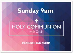Holy Communion service St Mark's Church