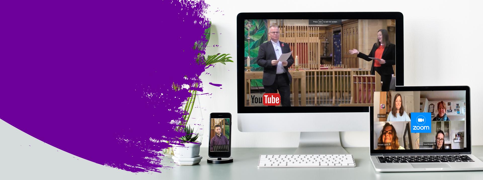 St Marks Harrogate online services